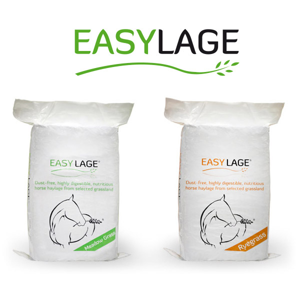 Easylage: Meadow Grass e Ryegrass